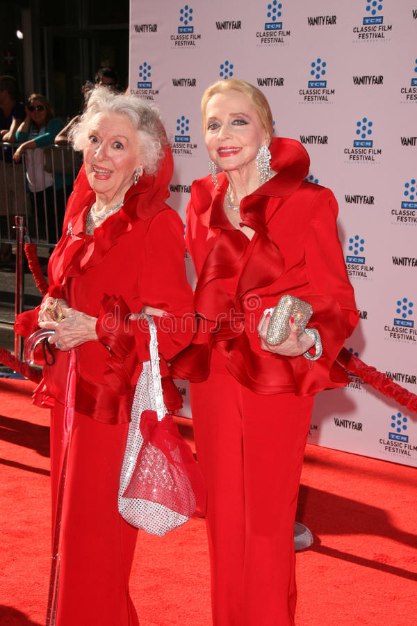 Download Anne Jeffreys,Anne Rutherford Editorial Stock Photo - Image: 24604818