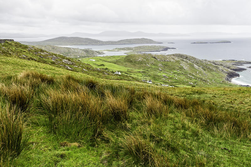 Anneau de Kerry - l'Irlande images libres de droits