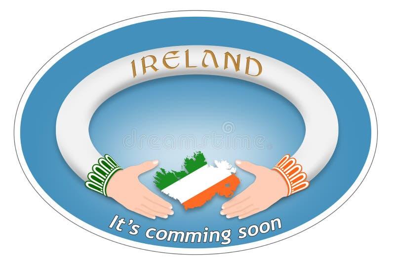 Anneau irlandais photo stock