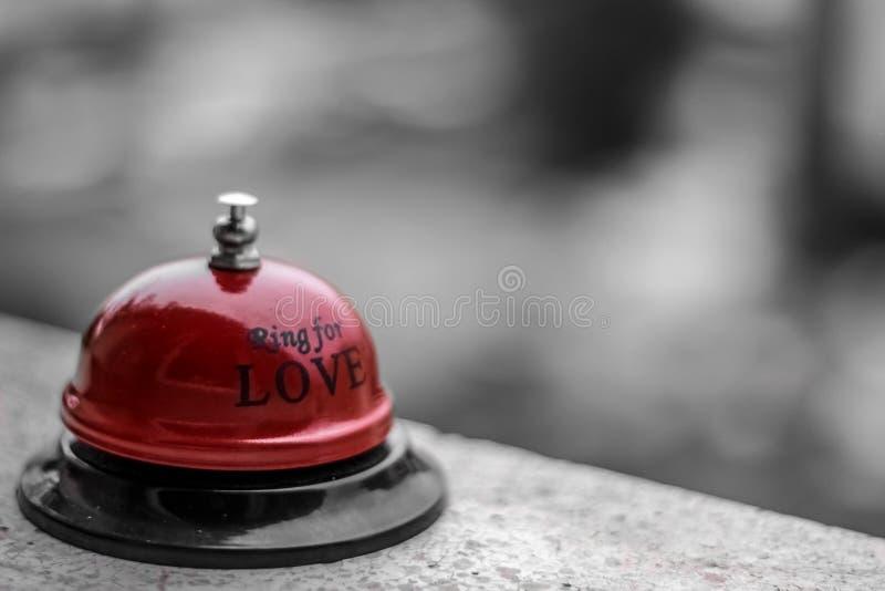 Anneau pour l'amour photographie stock libre de droits