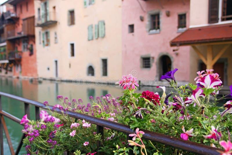 Annecy France photo libre de droits