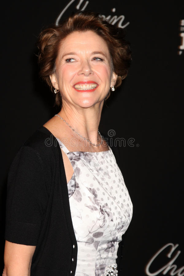 Download Annette Bening editorial photo. Image of theater, barbara - 20068396