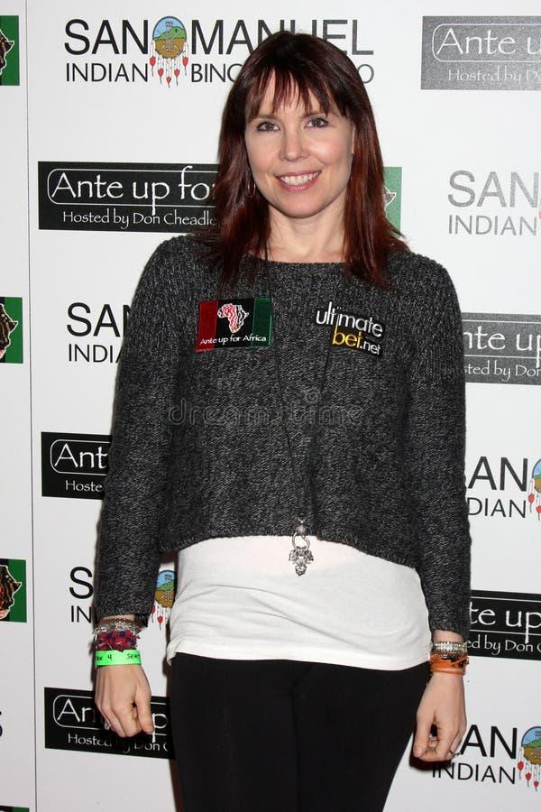 Annie Duke imagens de stock