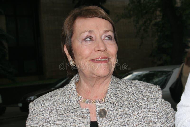 Annie Girardot imagens de stock royalty free