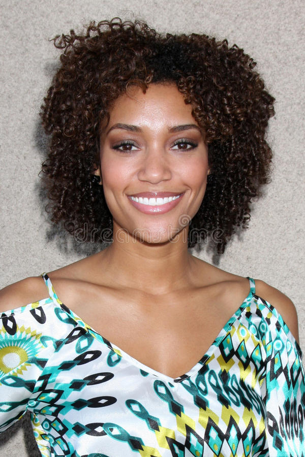 Download Annie Ilonzeh editorial stock image. Image of nuys, angeles - 26911179
