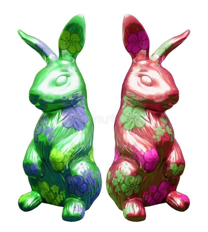 Anno del coniglio fotografie stock