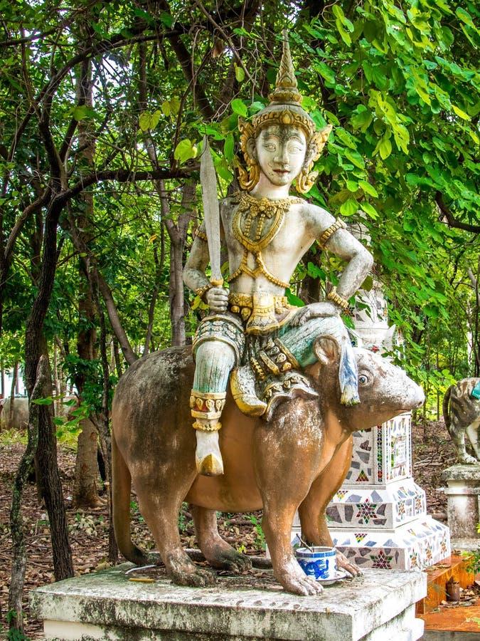 Anno tailandese dello zodiaco fotografia stock