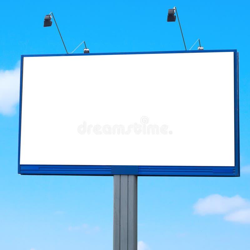 annonsen är måste här ditt royaltyfria bilder