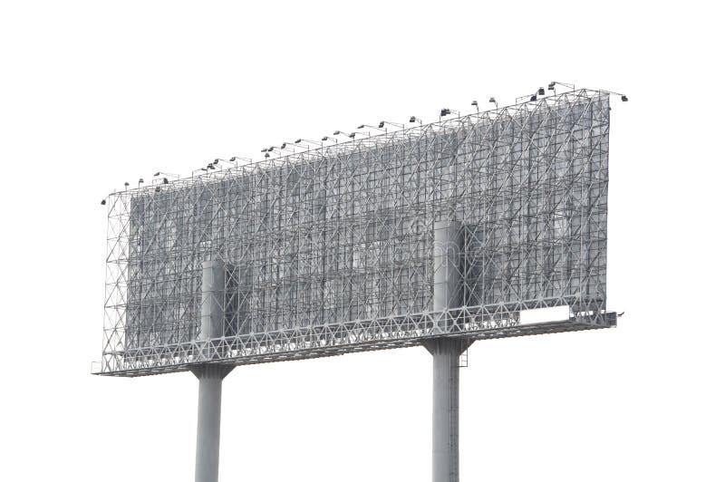 Annonsering av strukturen arkivfoton