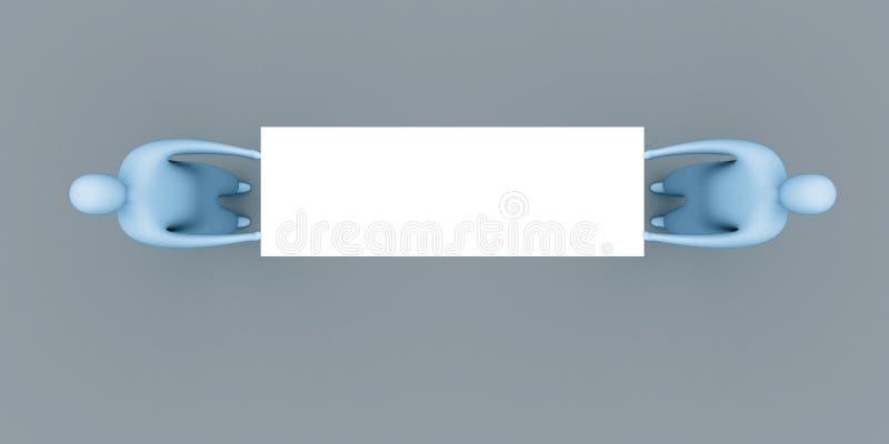 annonsering fritt vektor illustrationer