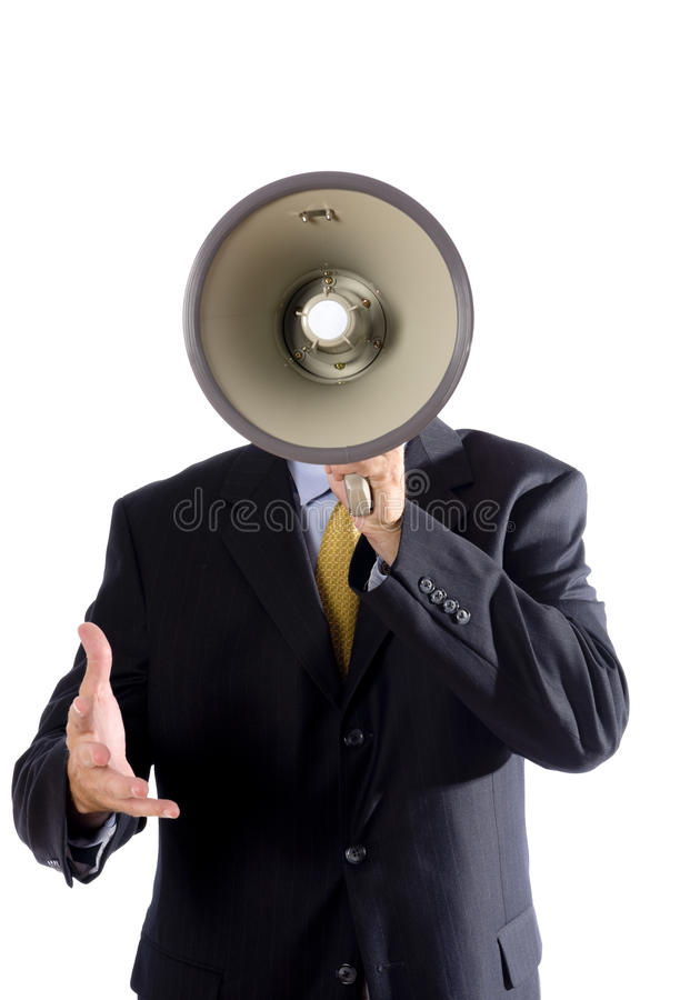 Download Announcement - Proclamation Royalty Free Stock Image - Image: 10217496