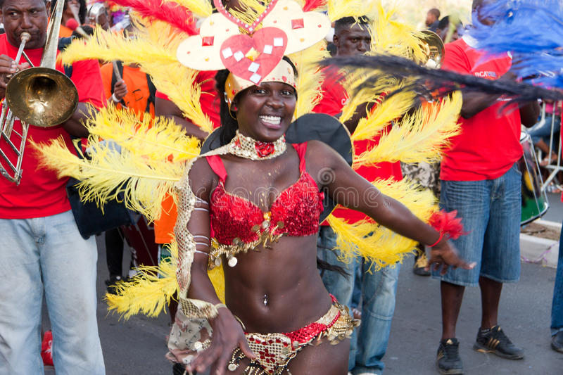 Download The Annual Carnival In Cape Verde 2011 Editorial Photo - Image: 18728236