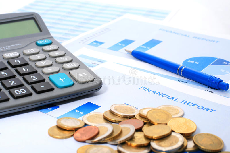 Download Annual report. stock image. Image of accounting, background - 27787115