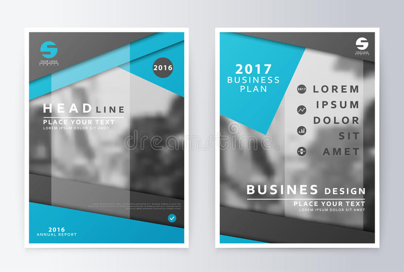 business plan cover design