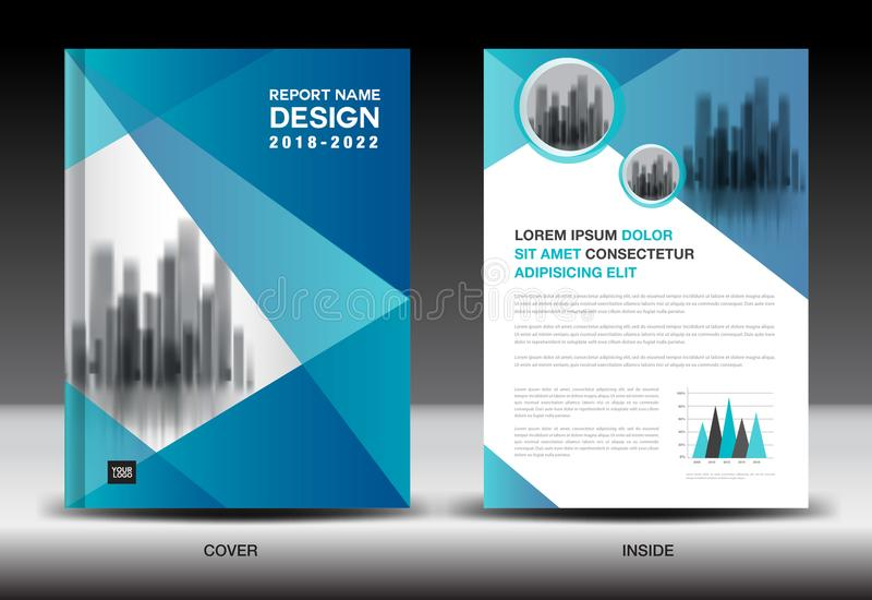 Corporate Book Cover Design Vector : Annual report cover design brochure flyer template