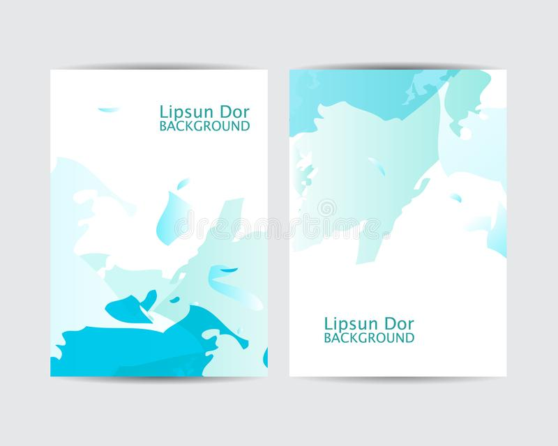 Annual Report. Vector Backdround. Annual Report. Vector Background Banner. Grunge design vector illustration