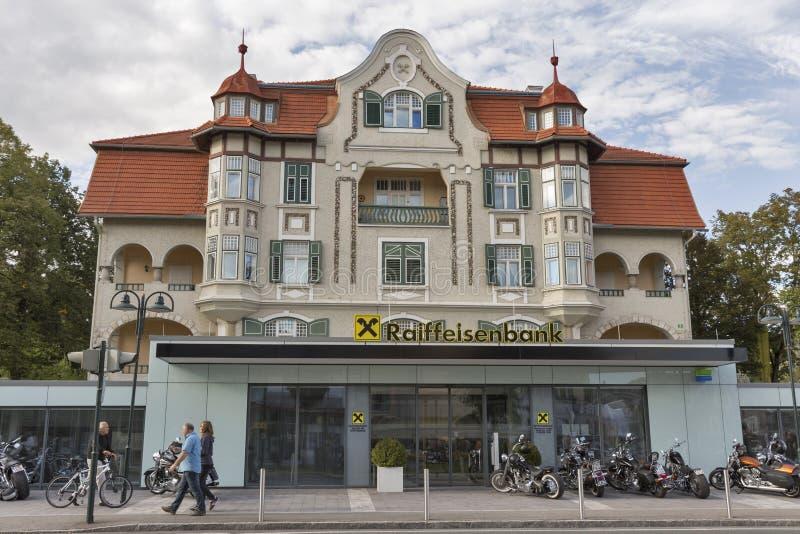Bank Austria Velden
