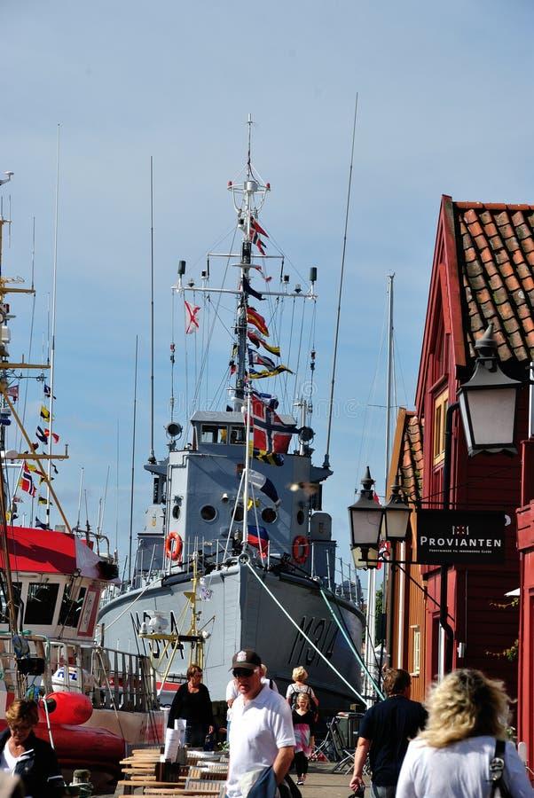 Free Annually Shellfish Festival Mandal, Norway Royalty Free Stock Image - 30280236