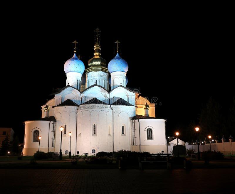 annunciation katedralny Kazan Kremlin obrazy royalty free