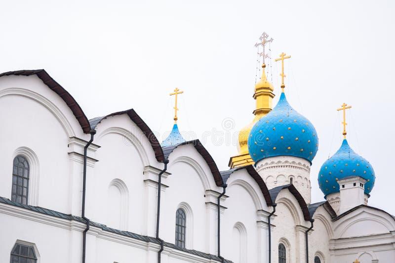 17 annunciation katedralny wieka miasta Kharkov punkt zwrotny Ukraine obrazy stock