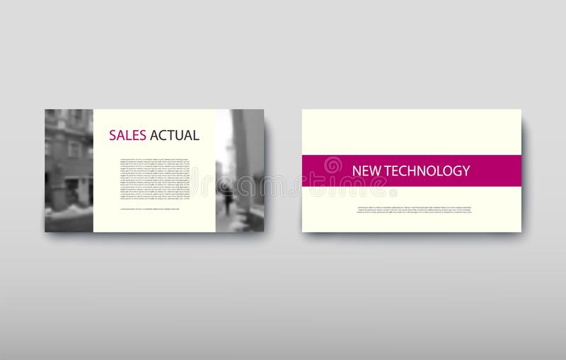 Annuncio di proposta dell'insieme di progettazione moderna di affari di informazioni di infographics del manifesto illustrazione vettoriale