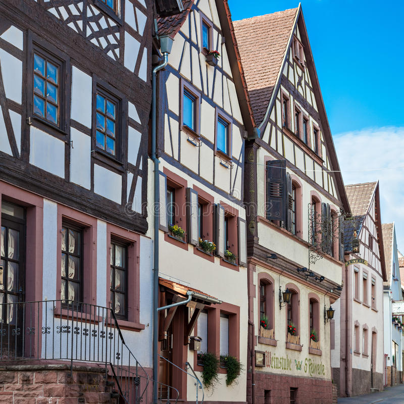 Download Annweiler editorial stock photo. Image of germany, picturesque - 41592363