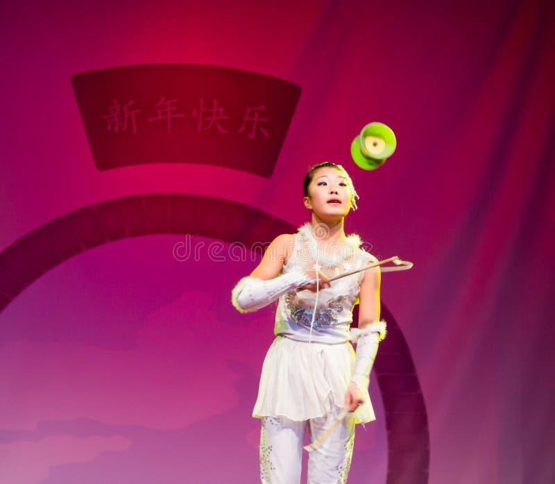 Ano novo chinês 2011 foto de stock royalty free