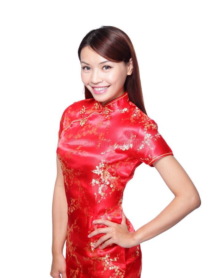 Ano novo chinês feliz fotografia de stock