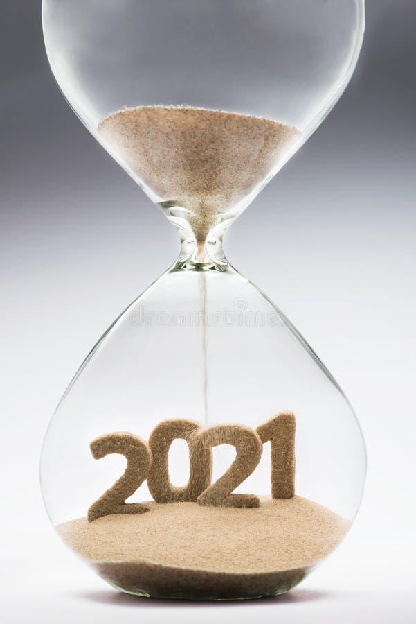 Ano novo 2021 fotos de stock royalty free