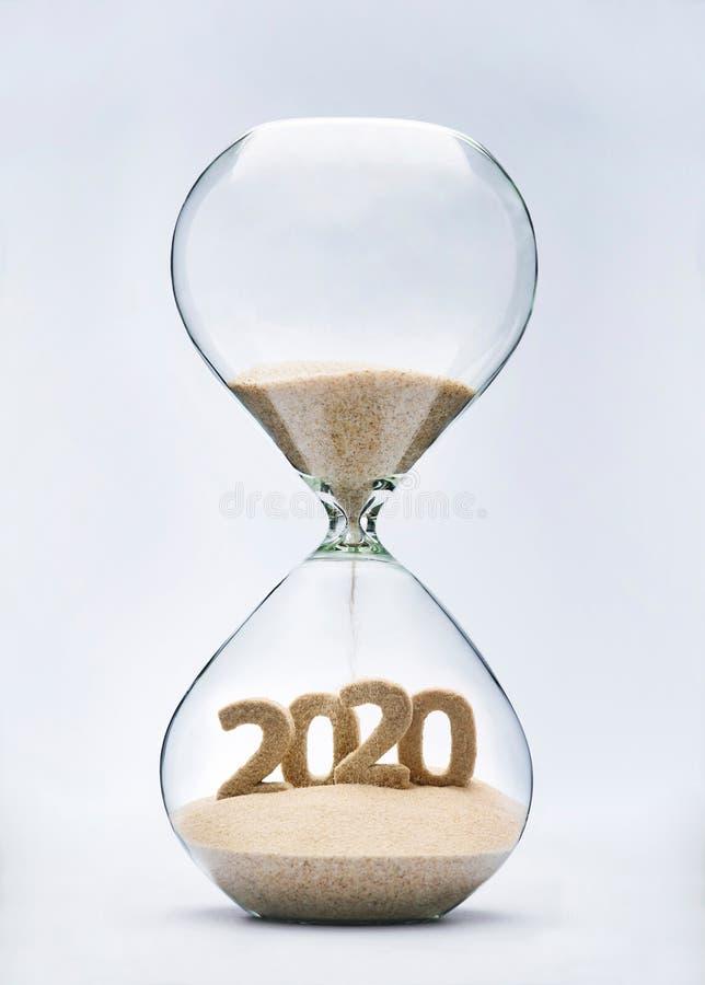 Ano novo 2020 imagens de stock