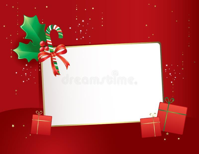 Ano novo feliz c ilustração royalty free