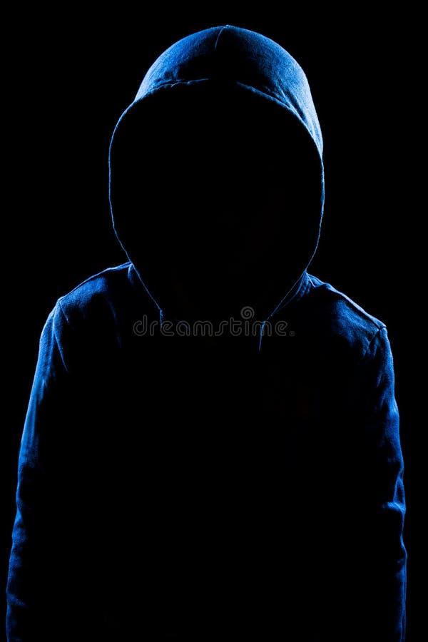 Anonieme Gebruiker stock foto's