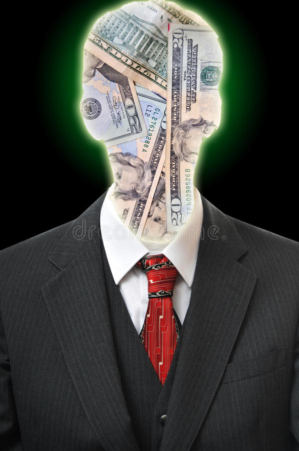 Download Anonymous Business Man stock image. Image of figure, male - 12228097