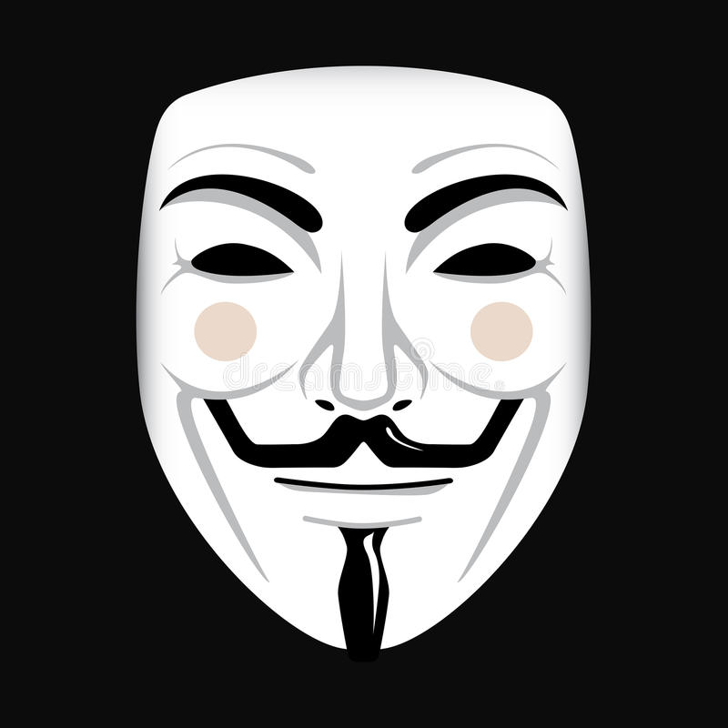 Anonymous mask editorial image illustration of carnival 36126710 - Pictures of anonymous mask ...