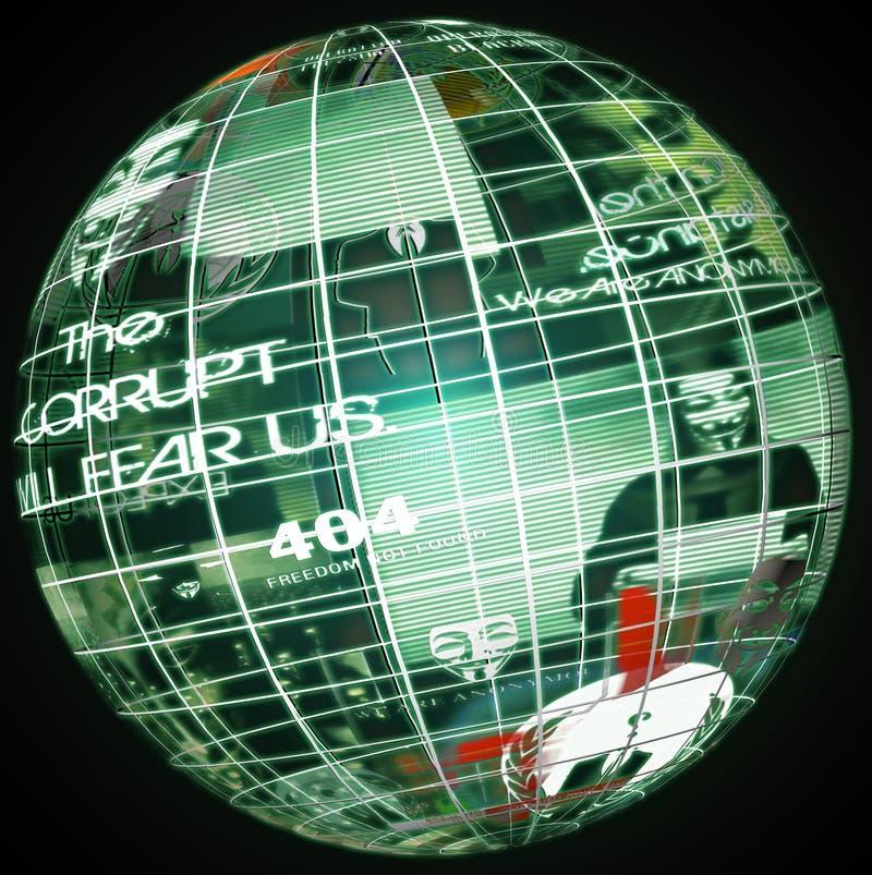 anonymt globalt