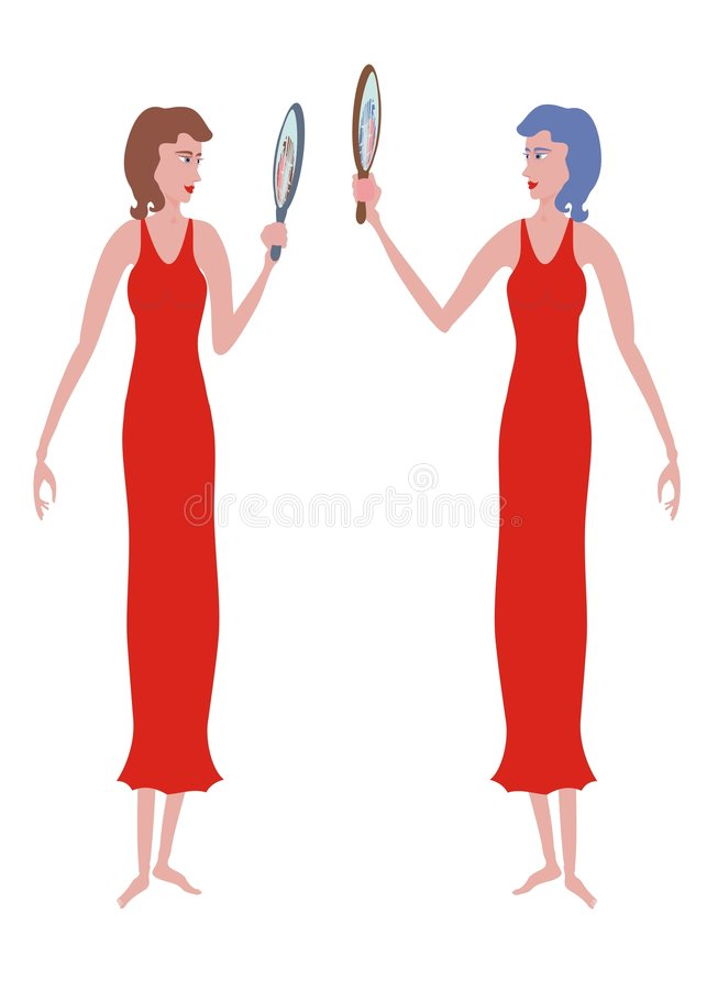 Download Anorexia stock vector. Illustration of behavior, beauty - 2275122