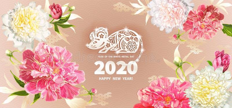 2020 anos do rato
