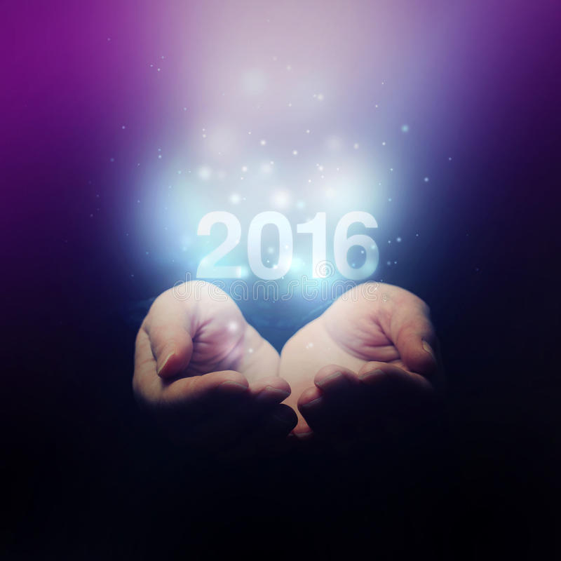 2016 anos novo feliz fotos de stock