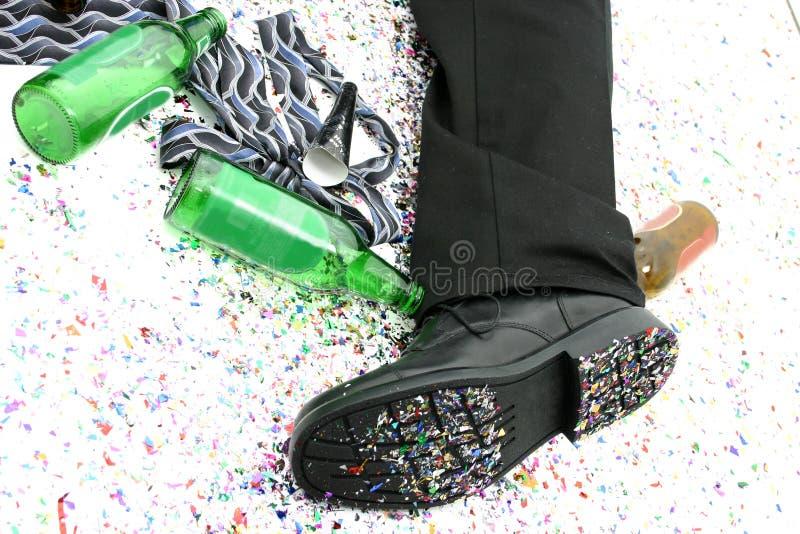 Download Anos novos felizes imagem de stock. Imagem de confetti, homem - 50965