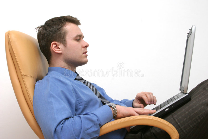 Another busy hour royalty free stock image
