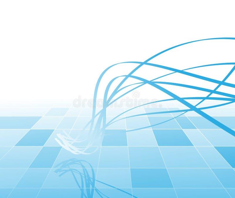 Anschlusskonzept - Hintergrund lizenzfreie abbildung
