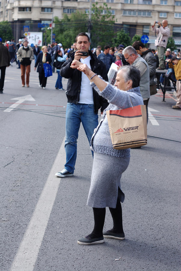 Anschlussprotest lizenzfreie stockbilder
