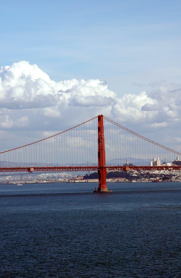Ansicht der Brücke lizenzfreies stockfoto
