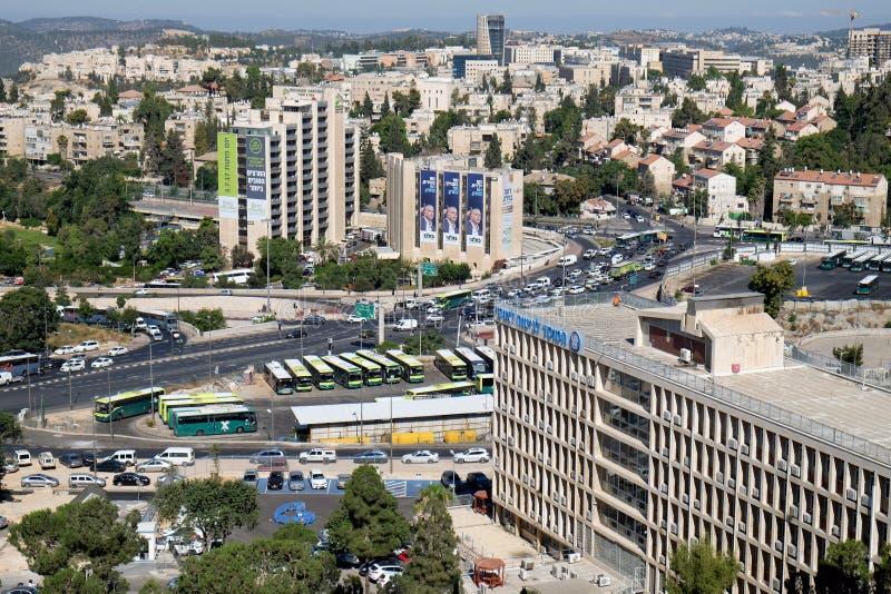 Download Ansicht Des Givat Yam-Bezirkes In Jerusalem Redaktionelles Stockfotografie - Bild von yamswurzel, nacht: 96927402