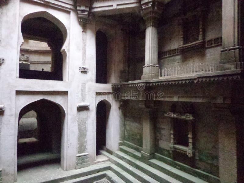 Ansicht des historischen Platzes lizenzfreie stockbilder
