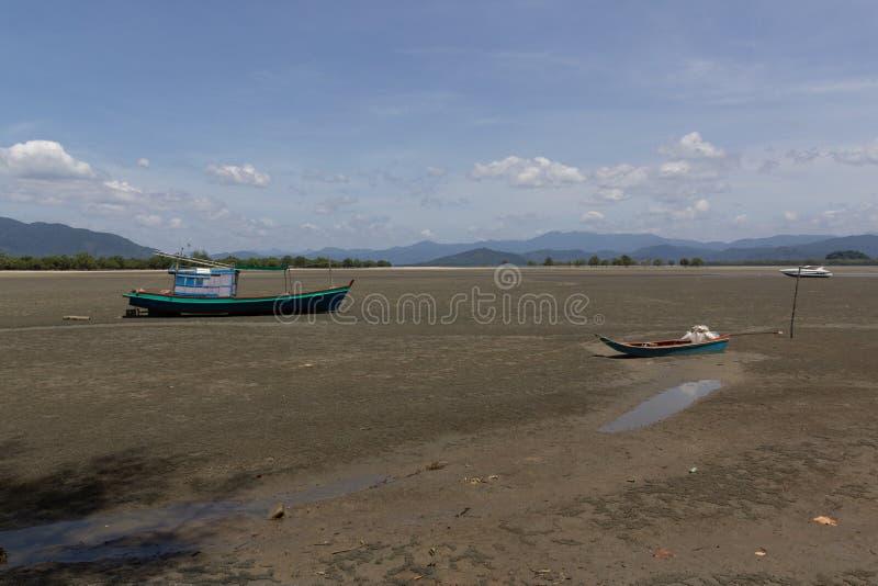 Ansicht des Laem-Sohn-Nationalparks Bemerkenswerte Anziehungskräfte im Ka-PET lizenzfreies stockbild
