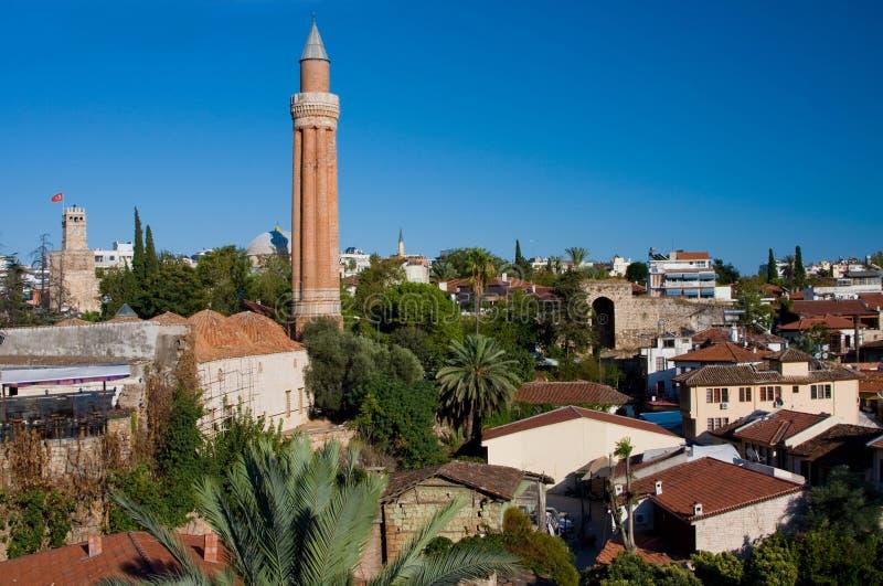 Ansicht im Antalya lizenzfreie stockfotos