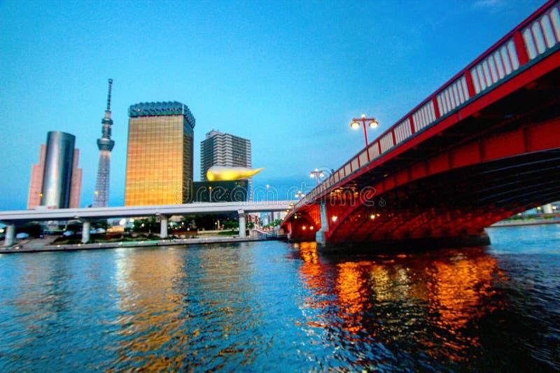 Ansicht in Japan lizenzfreie stockbilder