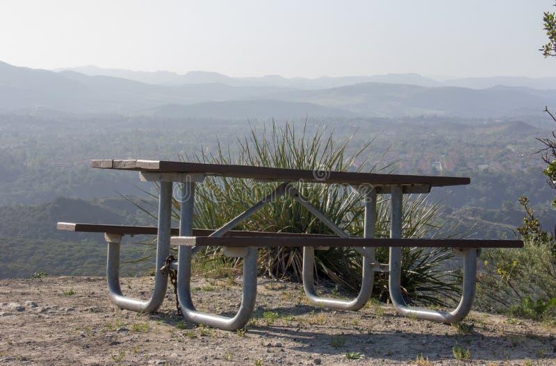 Ansicht in O 'Neill Regional Park lizenzfreie stockfotografie
