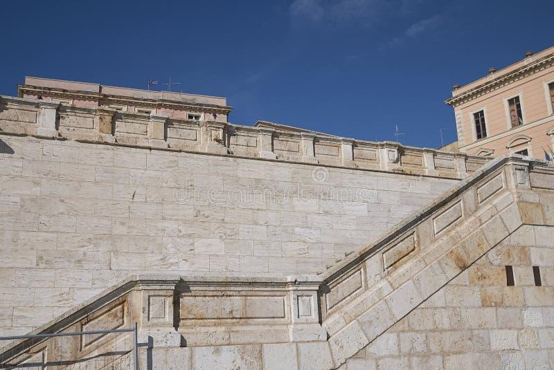 Ansicht von Bastione San Remy lizenzfreies stockbild